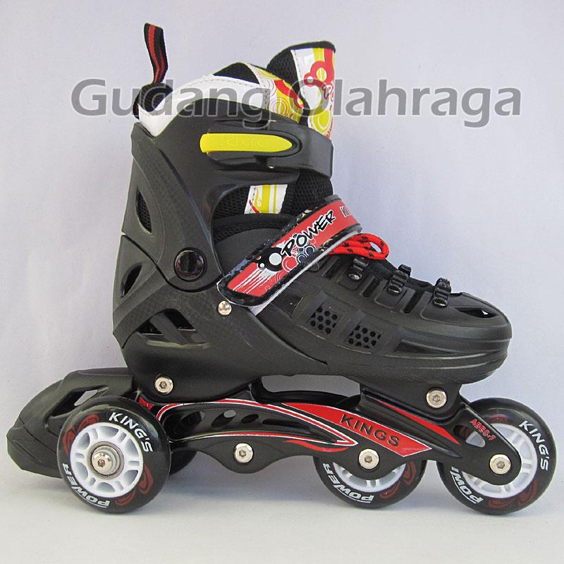 Sepatu Roda Bajaj Ban Karet Anak Dan Dewasa   Inline Skate Model Jahit 26ba78c2a2