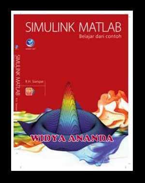Simulink Matlab, Belajar Dari Contoh + cd