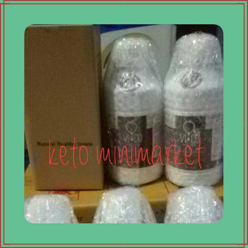 Jual Vco Bagoes 1 L Keto Minimarket Tokopedia Vico Liter
