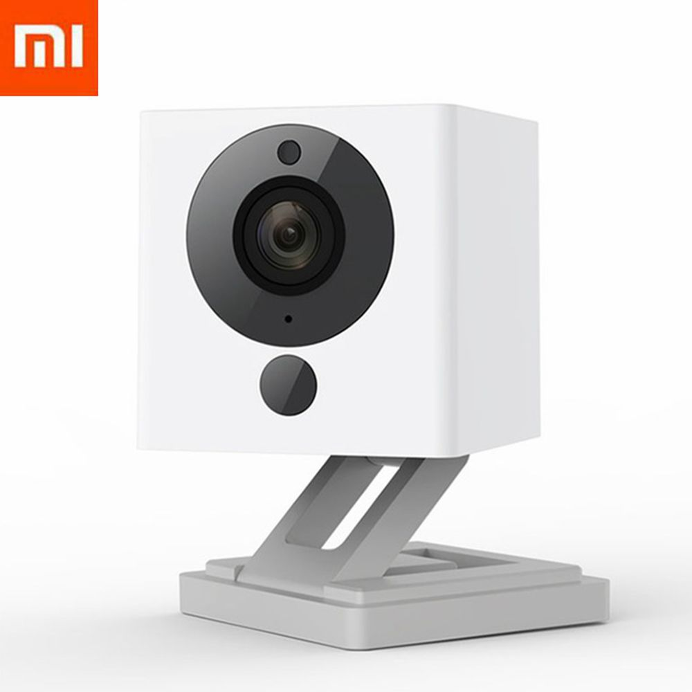 Xiaomi Xiaofang Small Squarebox Smart 1080p Ip Cctv Wifi Camera - Blanja.com