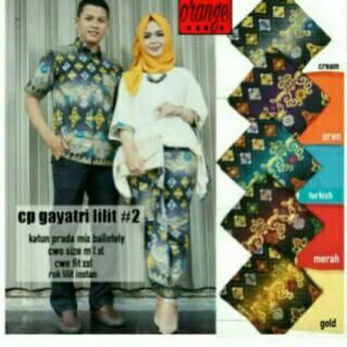 PENAWARAN batik couple 8198ed6cb4