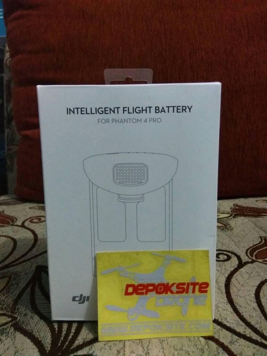 Jual Dji Phantom 4 Battery 100 Original Intelegent Baterai Bergaransi Resmi Depoksite Tokopedia