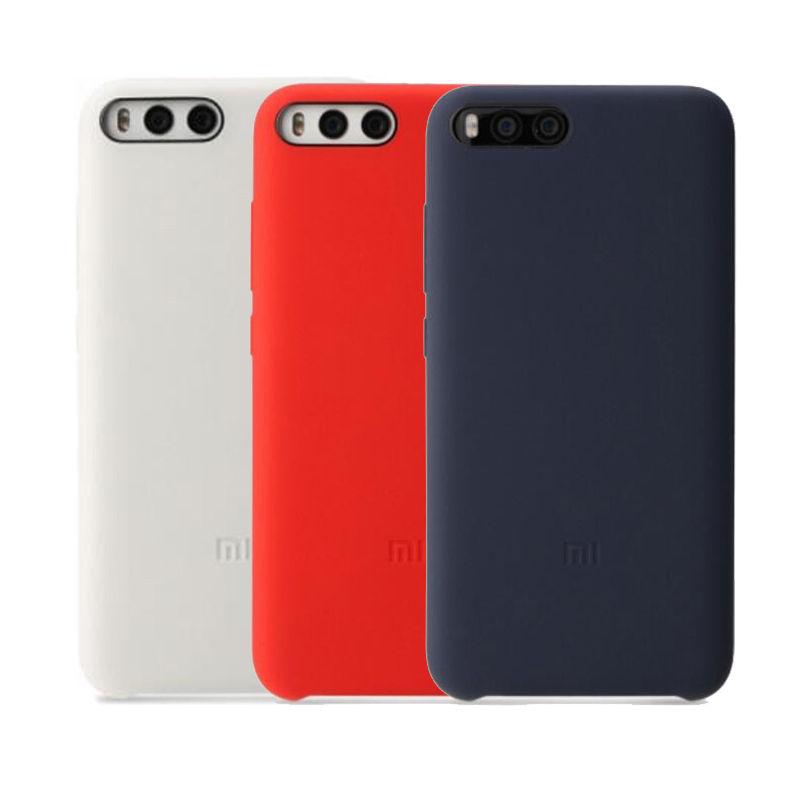 Xiaomi Mi 6  Mi6 Case Silicone - White Original