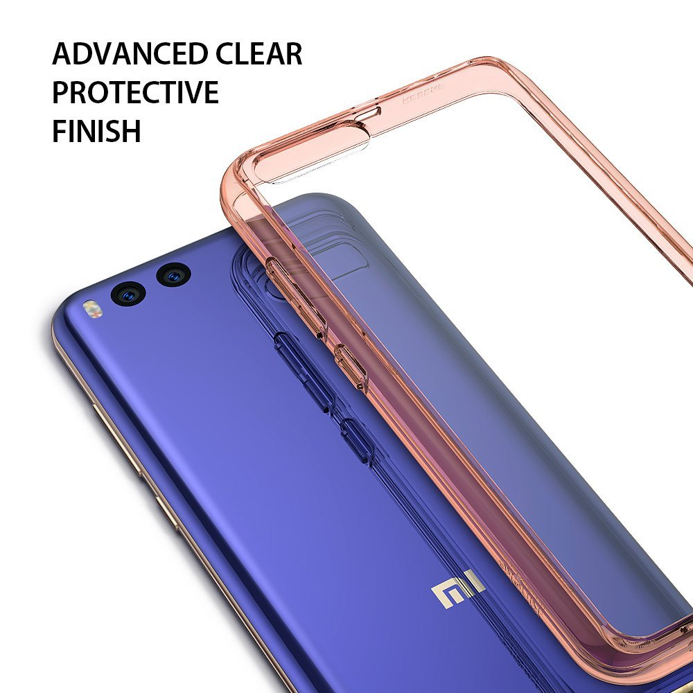 Rearth Ringke Xiaomi Mi 6 Case Fusion - Rose Gold