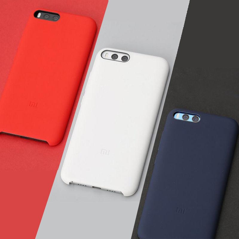 Xiaomi Mi 6  Mi6 Case Silicone - Red Original