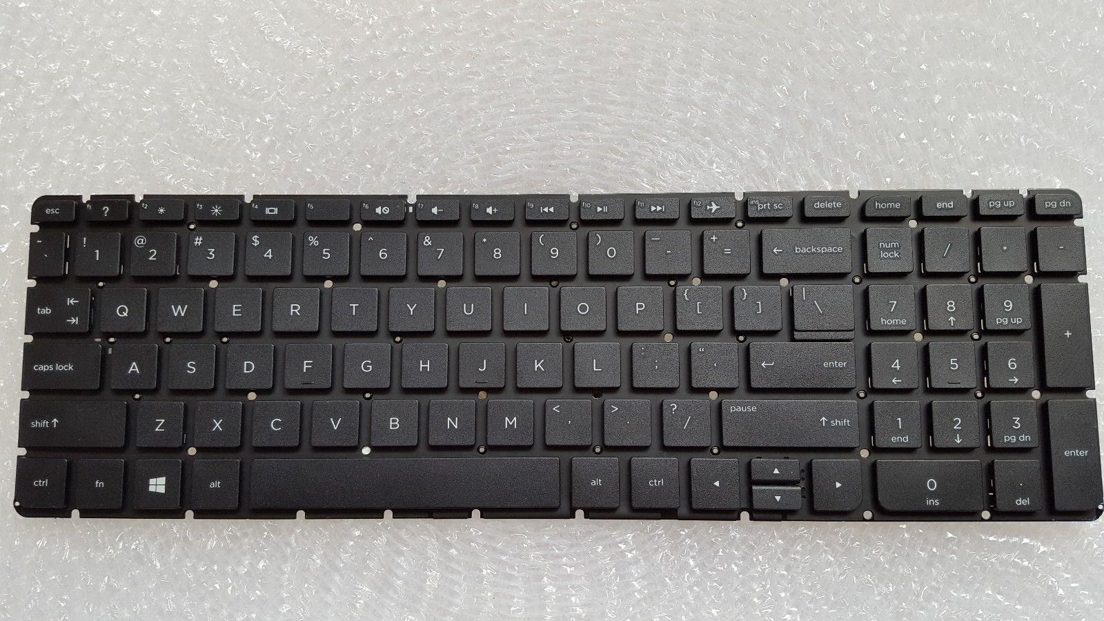 Jual Keyboard Hp 15 Ba004ax Black Us Inch Sparepart Computindo Notebook Tokopedia