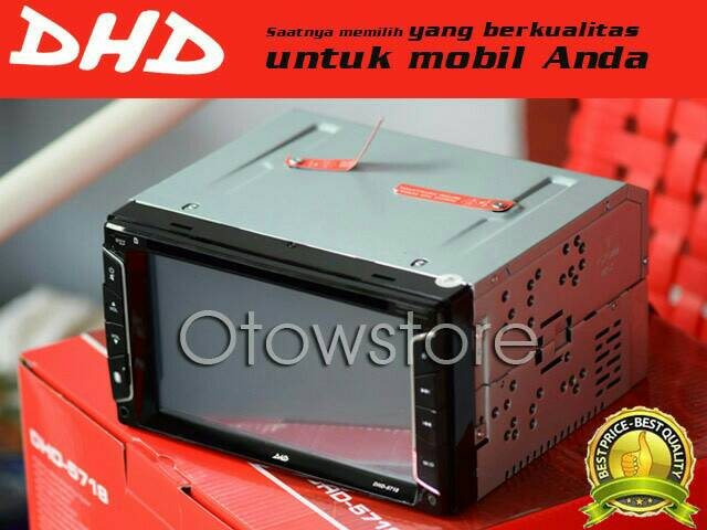 Jual Head Unit Double Din Universal DHD By SKELETON