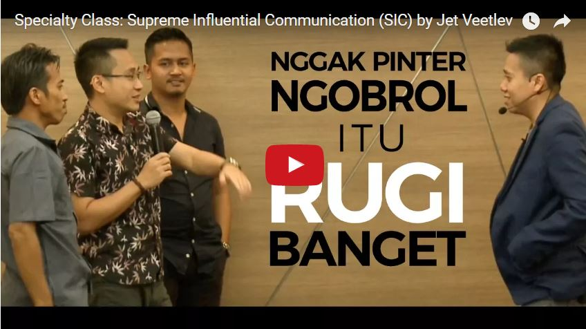 [Online Course] Supreme Influential Communication
