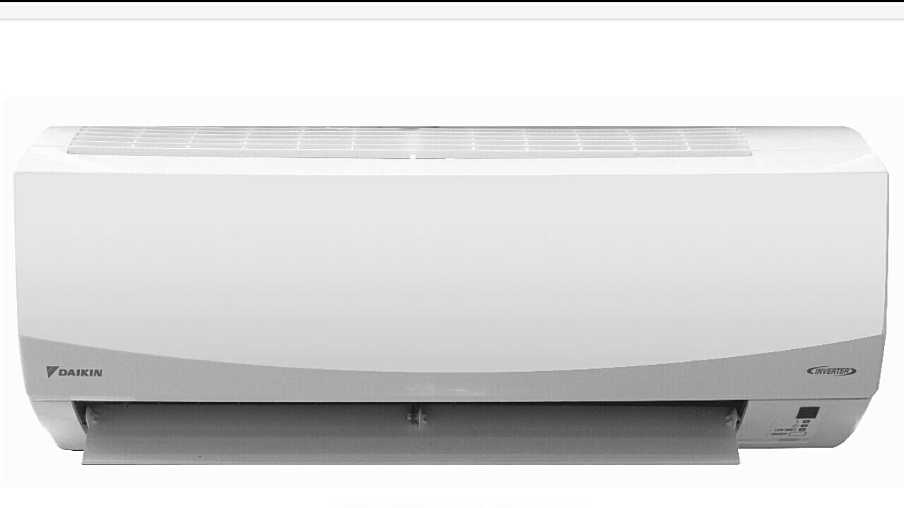 Daikin - AC 1PK  Wall Mounted Inverter Smile R32 FTKC25NVM4