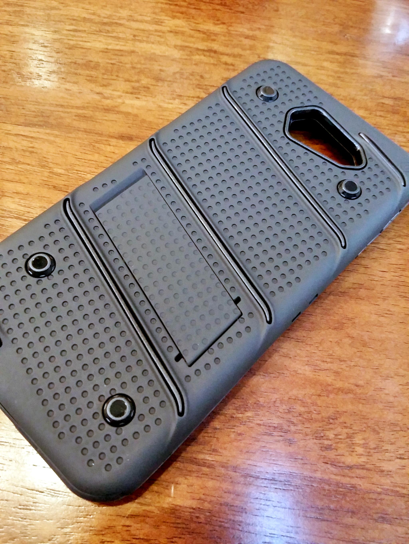 Samsung A3 2017 Battle Gear Stand Armor Case Softgel Polycarbonate