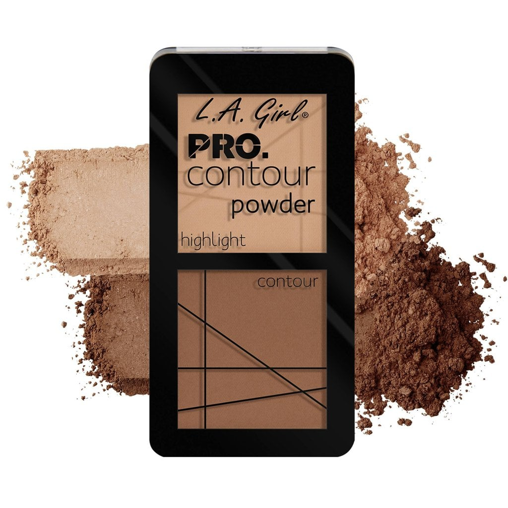 LA GIRL PRO Contour Powder Medium thumbnail