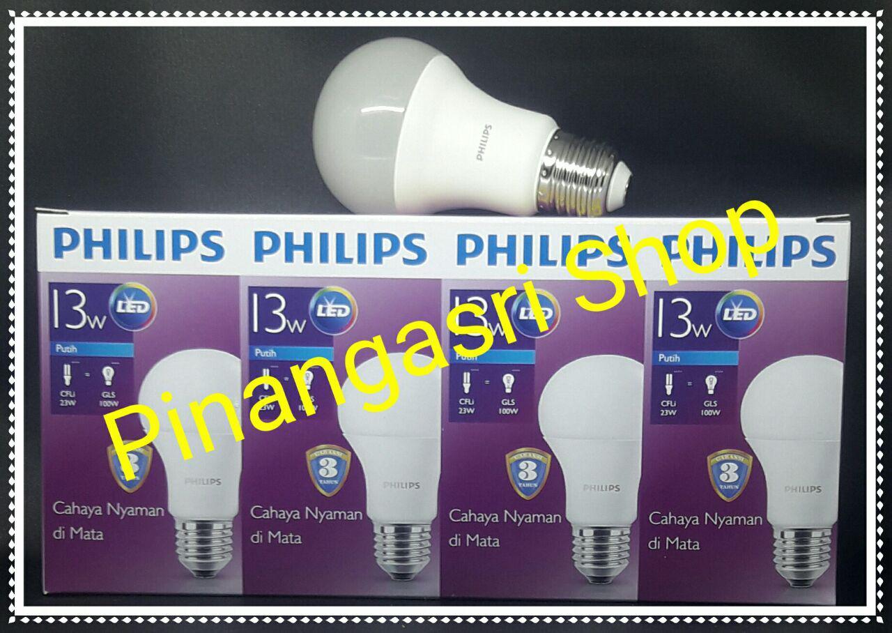 Jual Paket Lampu Led Philips 13w 13 W Watt Promo Unicef Beli 3 Phillips Paketan Gratis 1 Pinang Asri Tokopedia