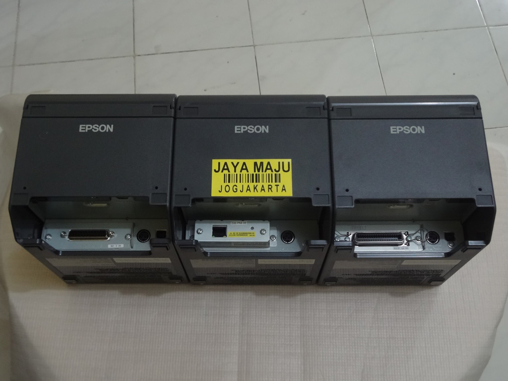 What is thermal printer