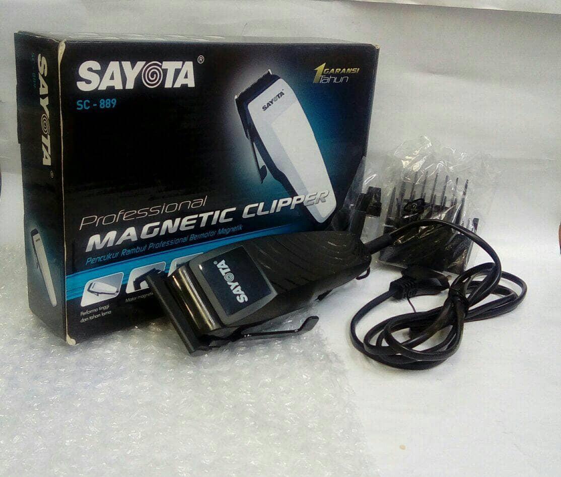Sayota Magnetic Clipper Sc 889 - Blanja.com .
