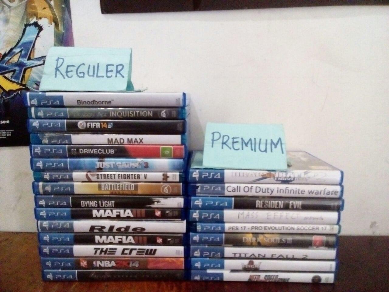 Jual Rental Sewa Bd Kaset Game Ps4 Sepuasnya Toko Smileykids Titanfall 2 Tokopedia