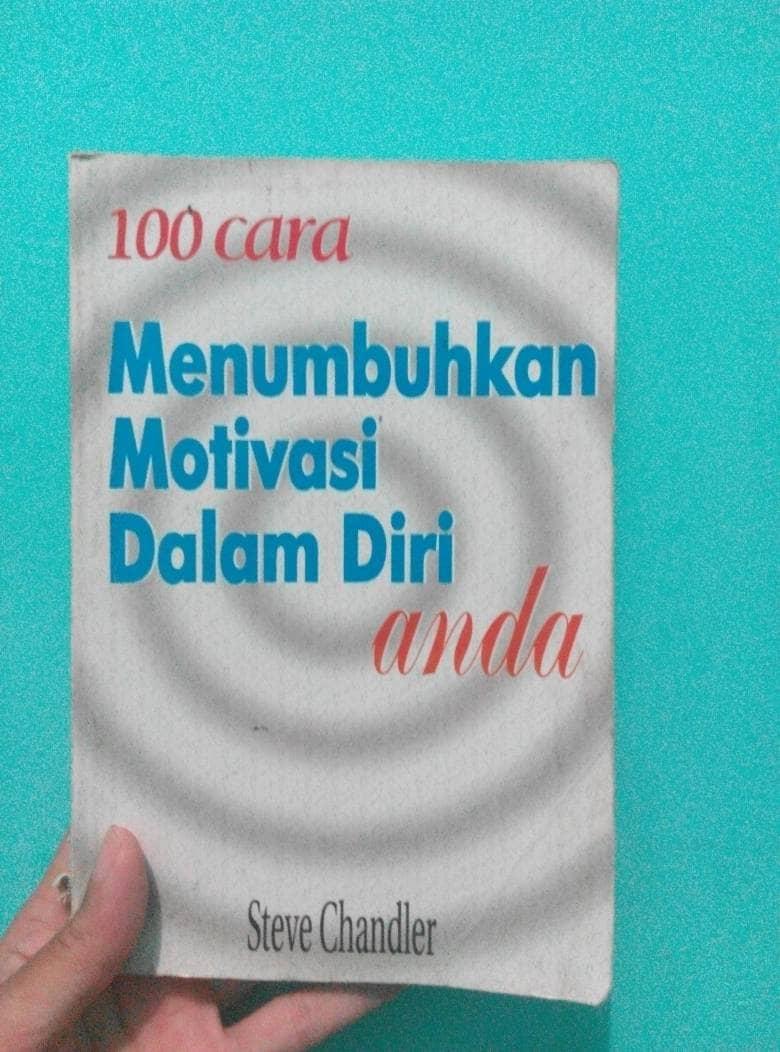 DISKON Buku - 100 Cara Menumbuhkan Motivasi dalam diri Anda d7ade76db4