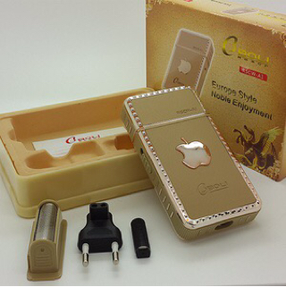 HEMAT  PROMO  alat cukur kumis bulu rambut shaver murah exclusive apple -B2 ab6ea58cbc