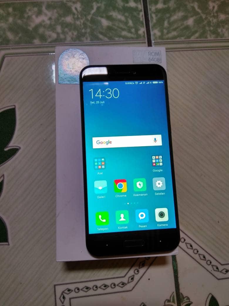 Jual Xiaomi Mi5c Mi 5c 3 64gb 2 Minggu Oneshop Pakdh33 Tokopedia Android Nougat 71