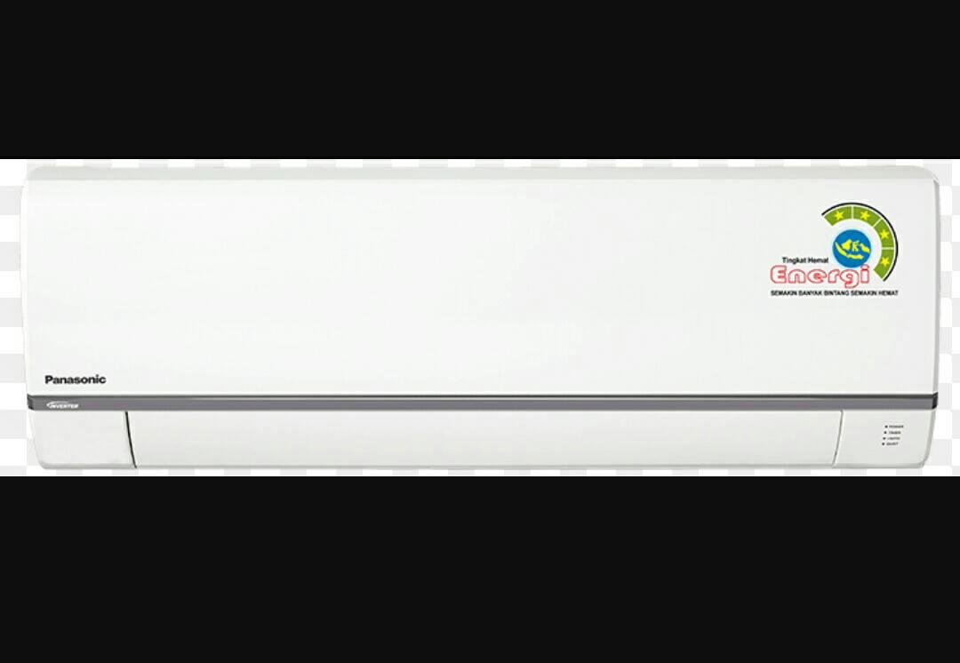 AC Panasonic Inverter 1pk - PU 09 TKP Garansi Resmi