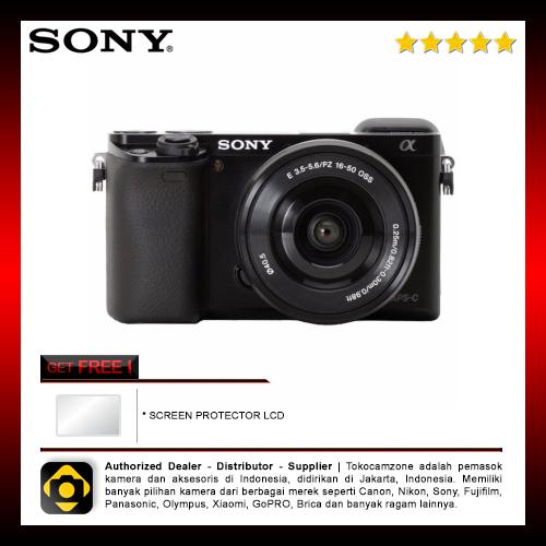 Sony Alpha A6000 Kit 16-50mm - Resmi