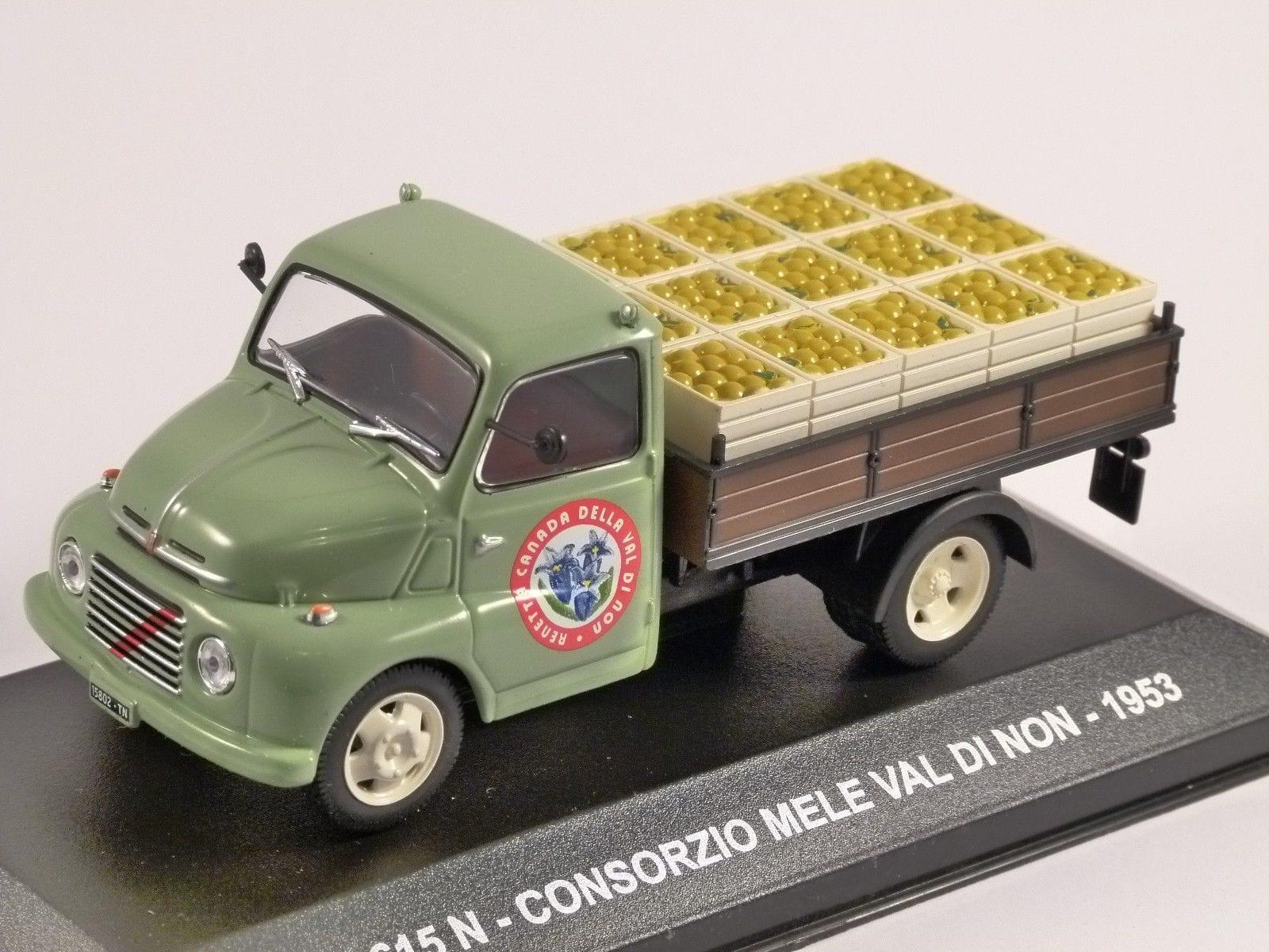 harga Fiat 615n Consorzio Mele Val Di Non 1953 Blanja.com