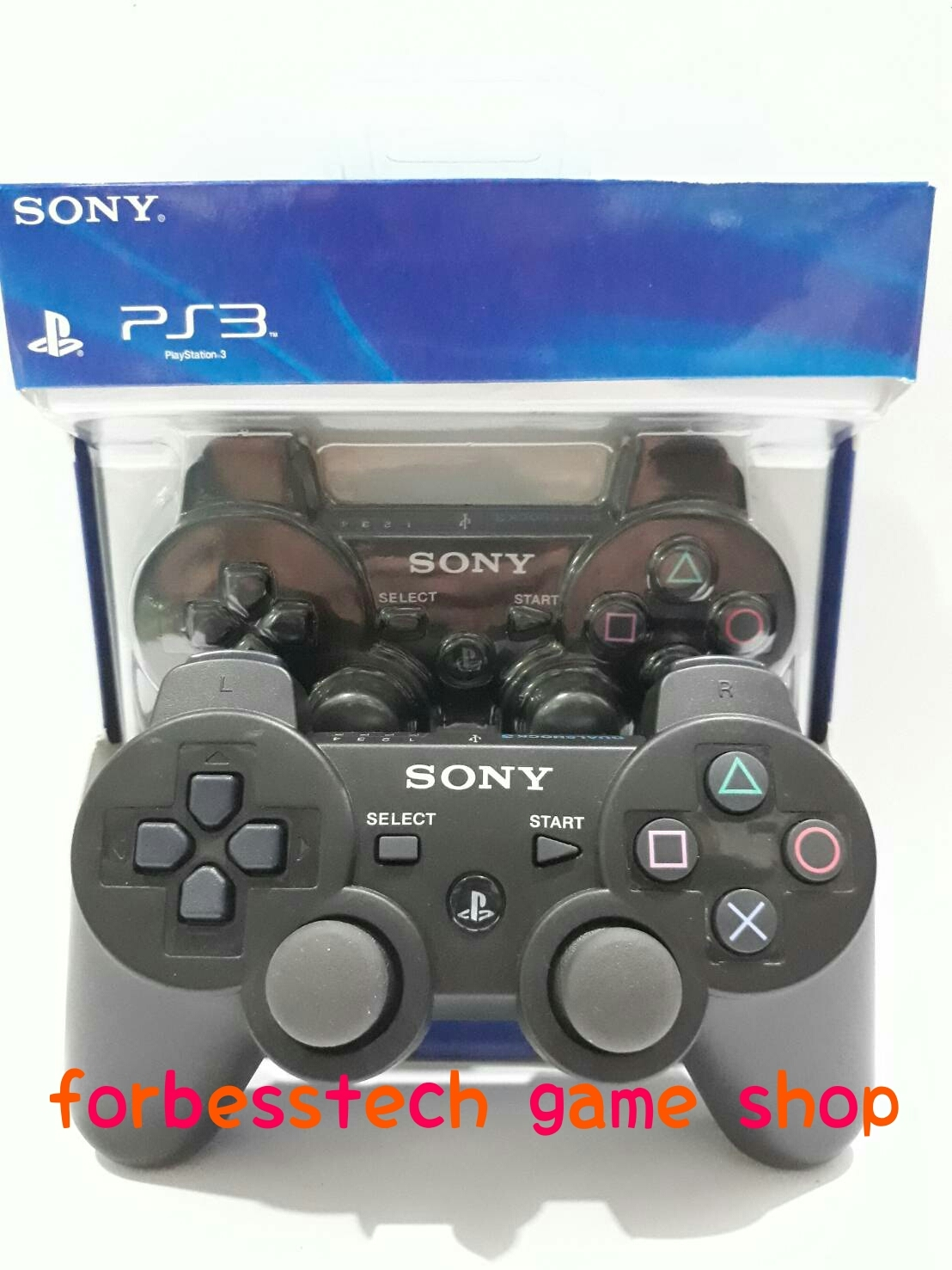 Sony Stick Ps 3 Op Controller Wireless Hitam Page Daftar Stik Ps3 Ori Pabrik Playstation 2nd Werles Cek Harganya Source Gamepad