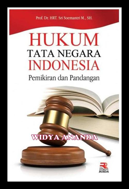 Hukum Tata Negara Indonesia Pemikiran