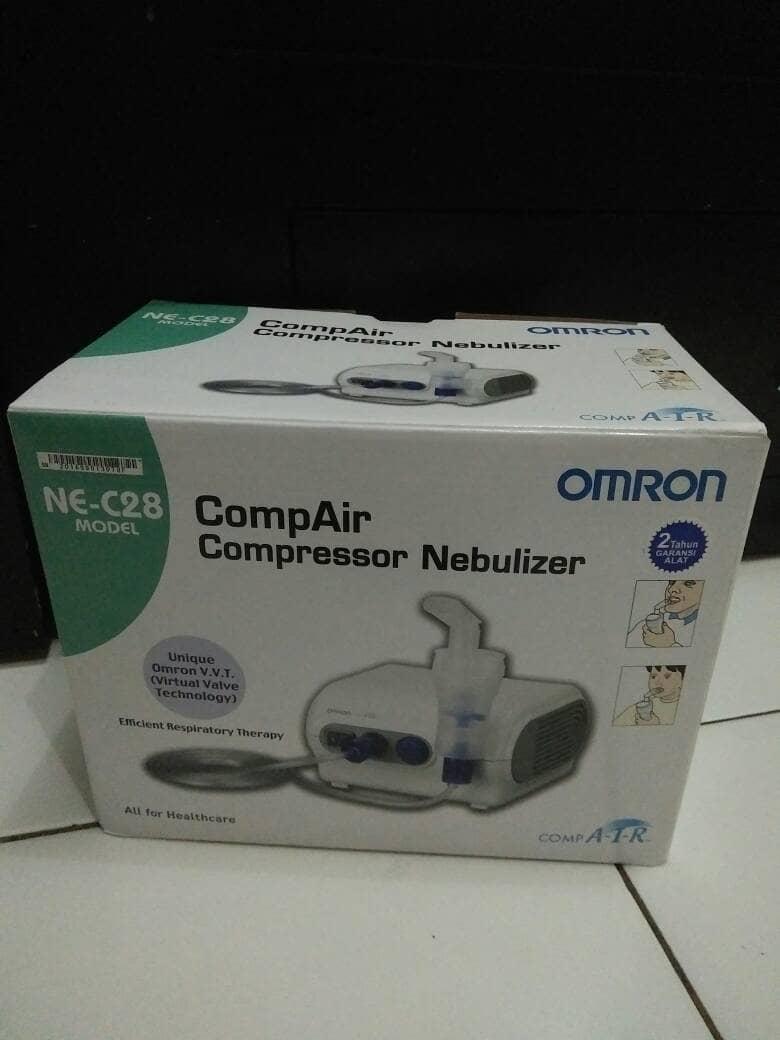 Jual Compair Compressor Nebulizer Ne C28 Toko Bilqis N Uwais Omron Tokopedia