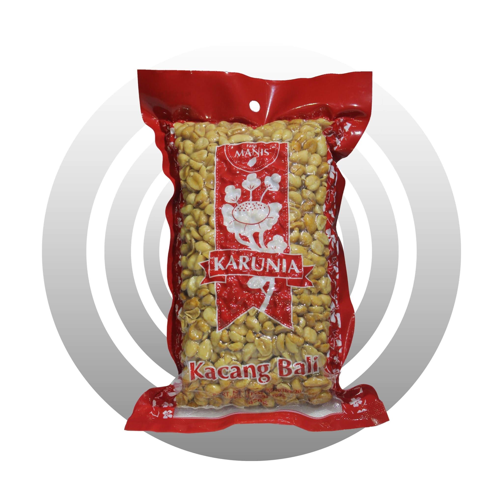 Karunia Kacang Bali Manis 450gr Harga Diskon