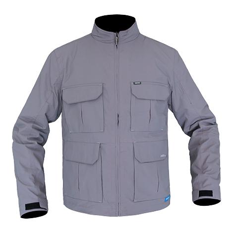 Jual Respiro Cargo Jacket R1 Grey  db225bd22e