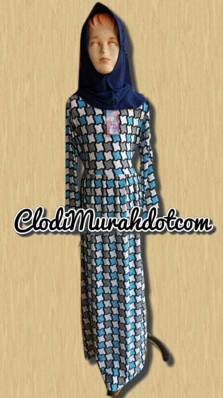Jual Gamis Anak Bahan Kaos Baju Muslim Anak Busana Muslim Anak