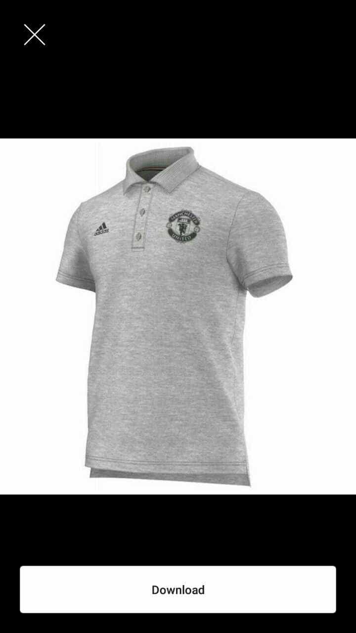 639495e8452 BELI Polo shirt ADIDAS MANCHESTER UNITED Keren
