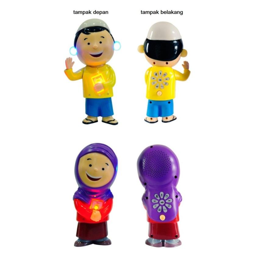 Jual Laris Al Qolam Hafiz Talking Doll - Boneka Bisa Mengaji dan B - Jack TEAM Store | Tokopedia