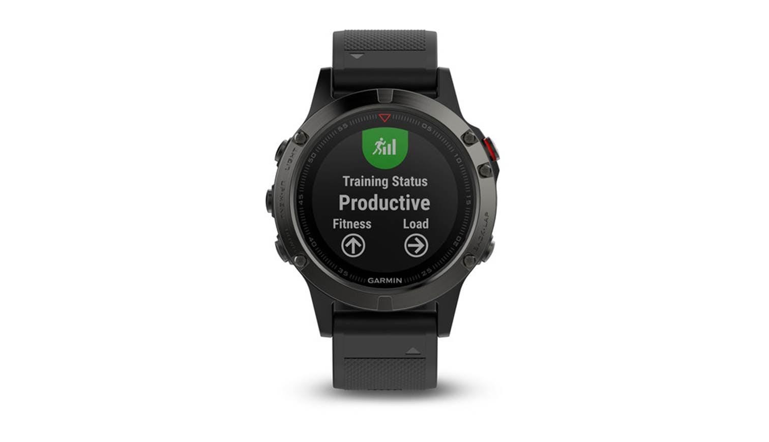 Jual Garmin Fenix 5 Sapphire - Smartwatch Jam Tangan Olahraga Hitam -  TokoTeknik77  a6d592631d