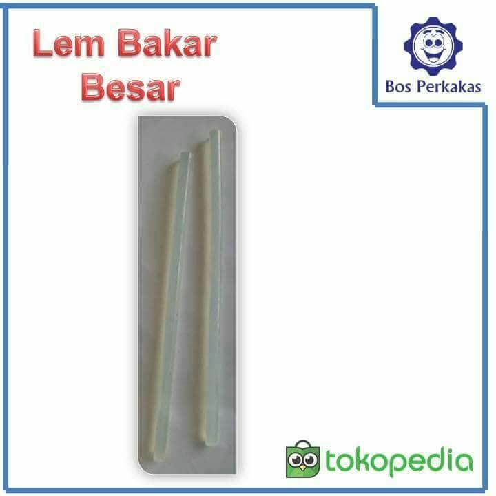 harga Lem Bakar / Lem Glue Gun Besar Blanja.com