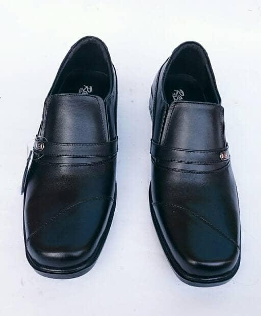 ... Rasheda Sepatu Pantofel Pria Formal Kulit Asli K 03 - Blanja.com ... a564dfa2fe