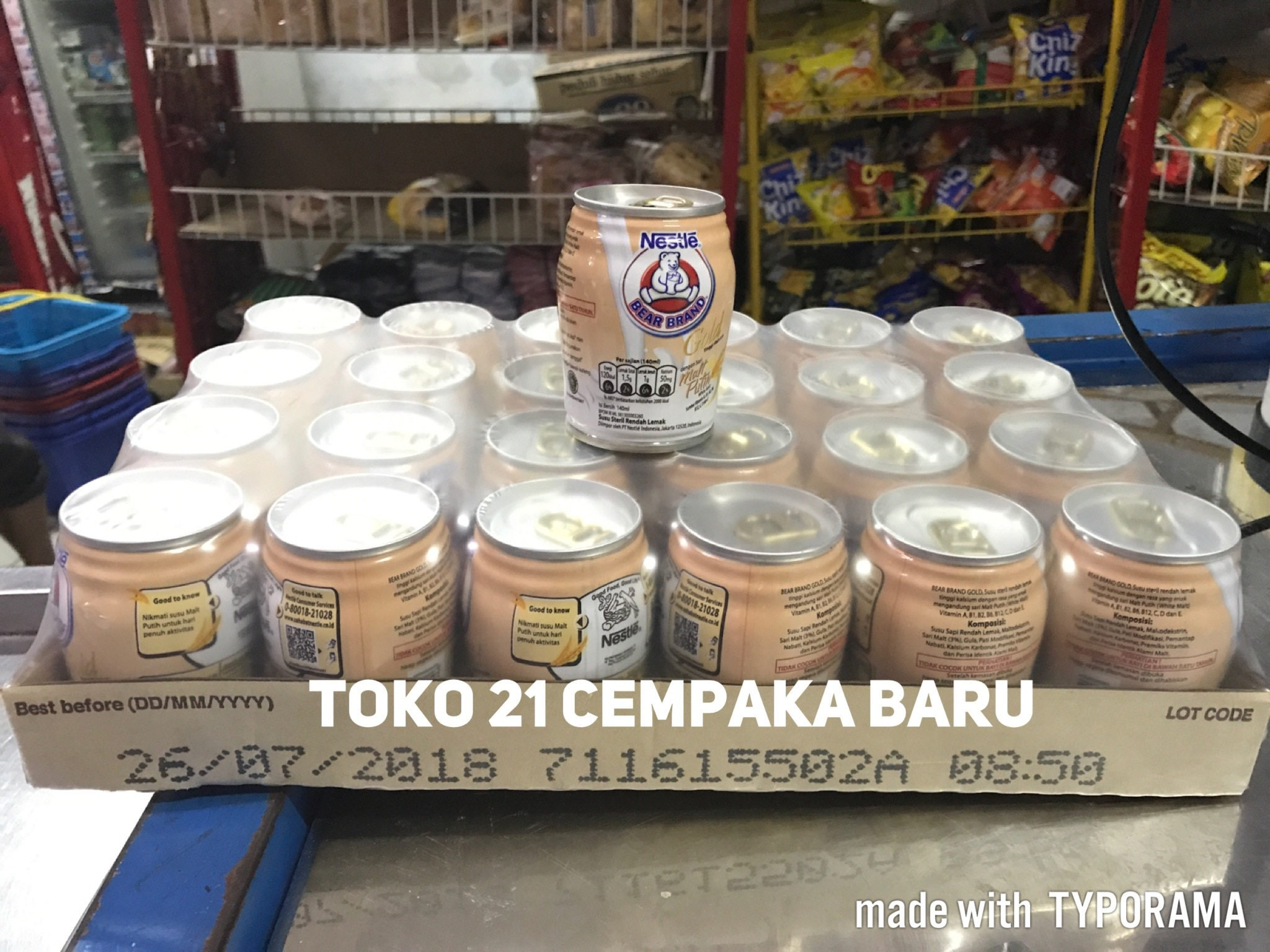 ... Brand Gold White Malt Minuman Siap Minum 140ml 24 Pcs Spesikasi Lengkap. Source · Ready To Drink 140 Ml Karton Isi 24 Source · Jual Nestle Bear .