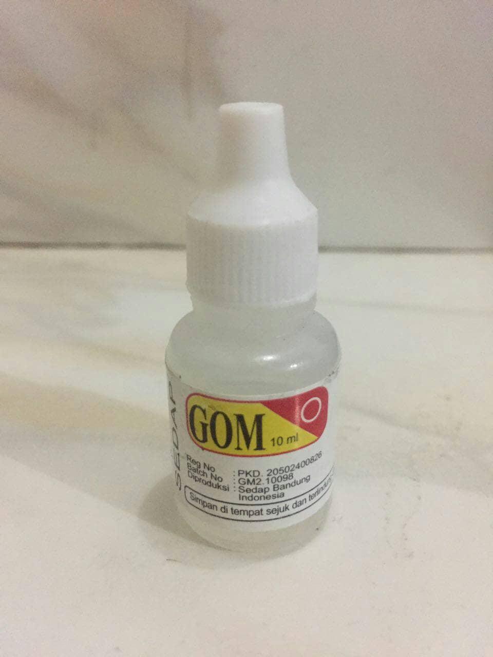 Jual Gom Gliserin Glycerin 10ml Mandirisupplierhoreka 8ml Tokopedia