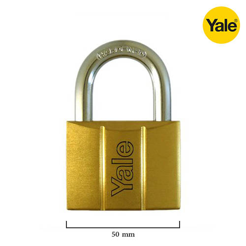 Gembok Yale V140.50 (Padlock 140 Series Brass - Ori) - Blanja.com