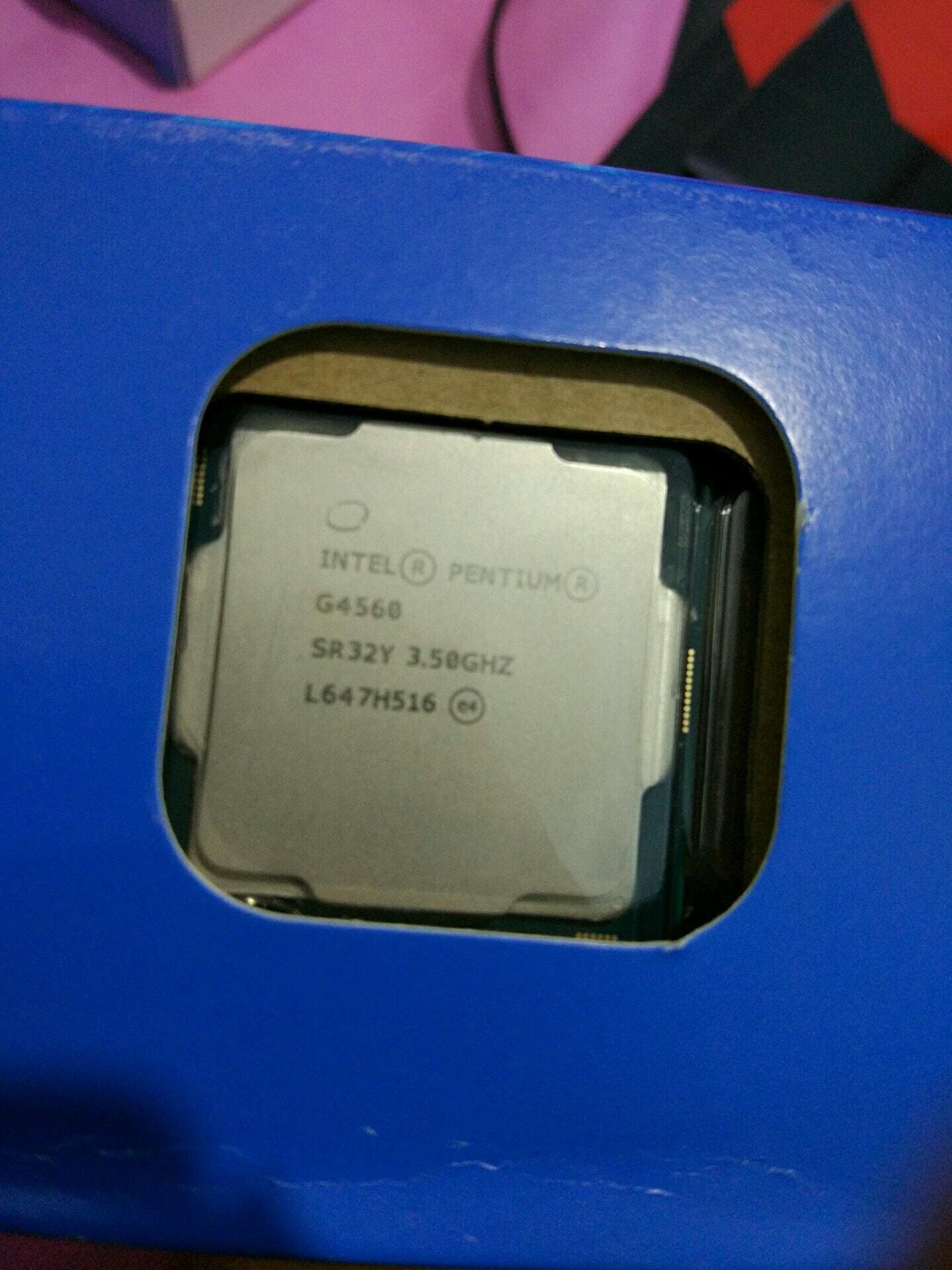 Jual Intel Pentium G4560 35ghz Cache 3mb Box Socket Lga 1151 Kabylake Emam Store Tokopedia