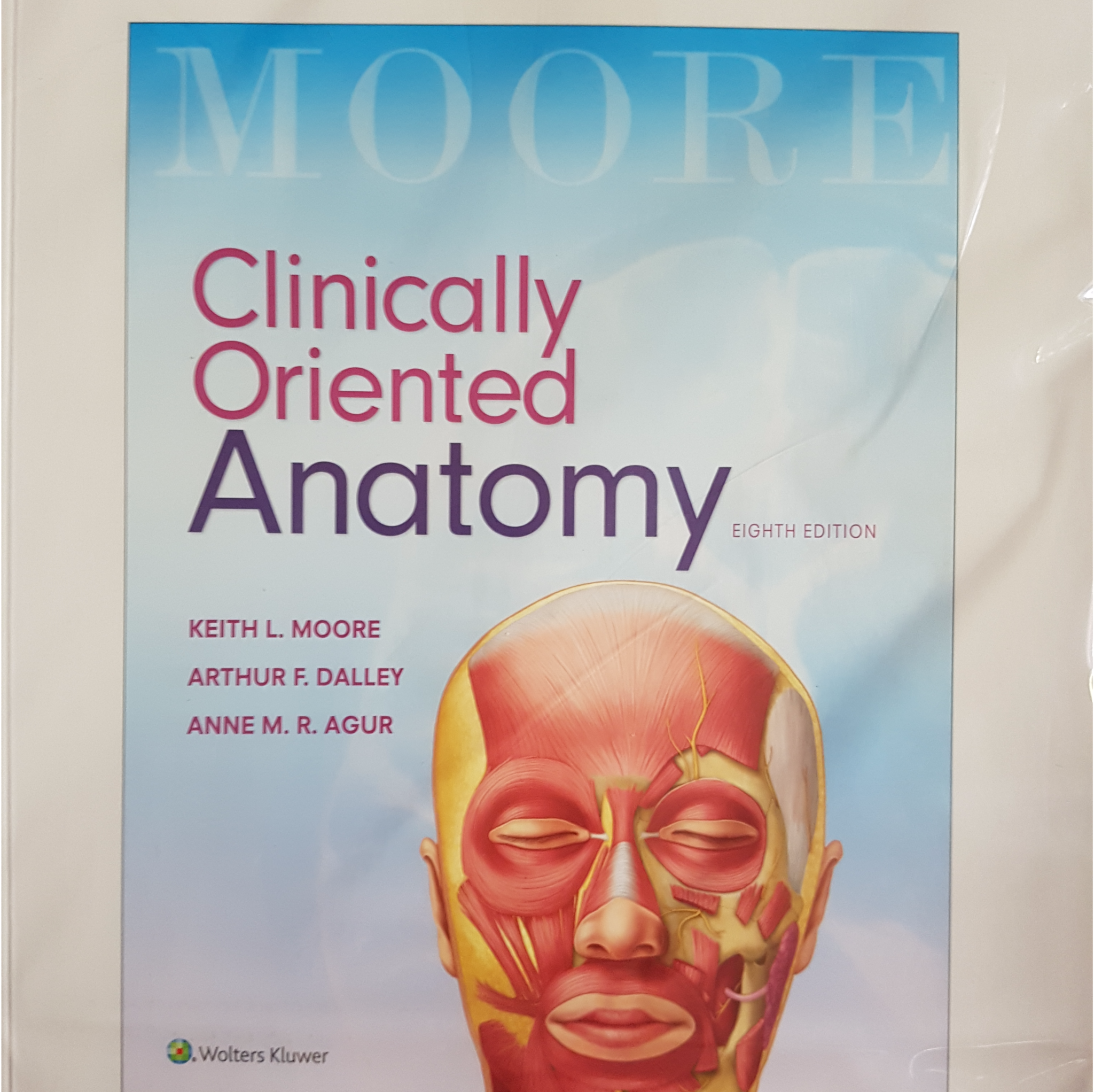 [ORIGINAL] Clinically Oriented Anatomy 8e - Moore