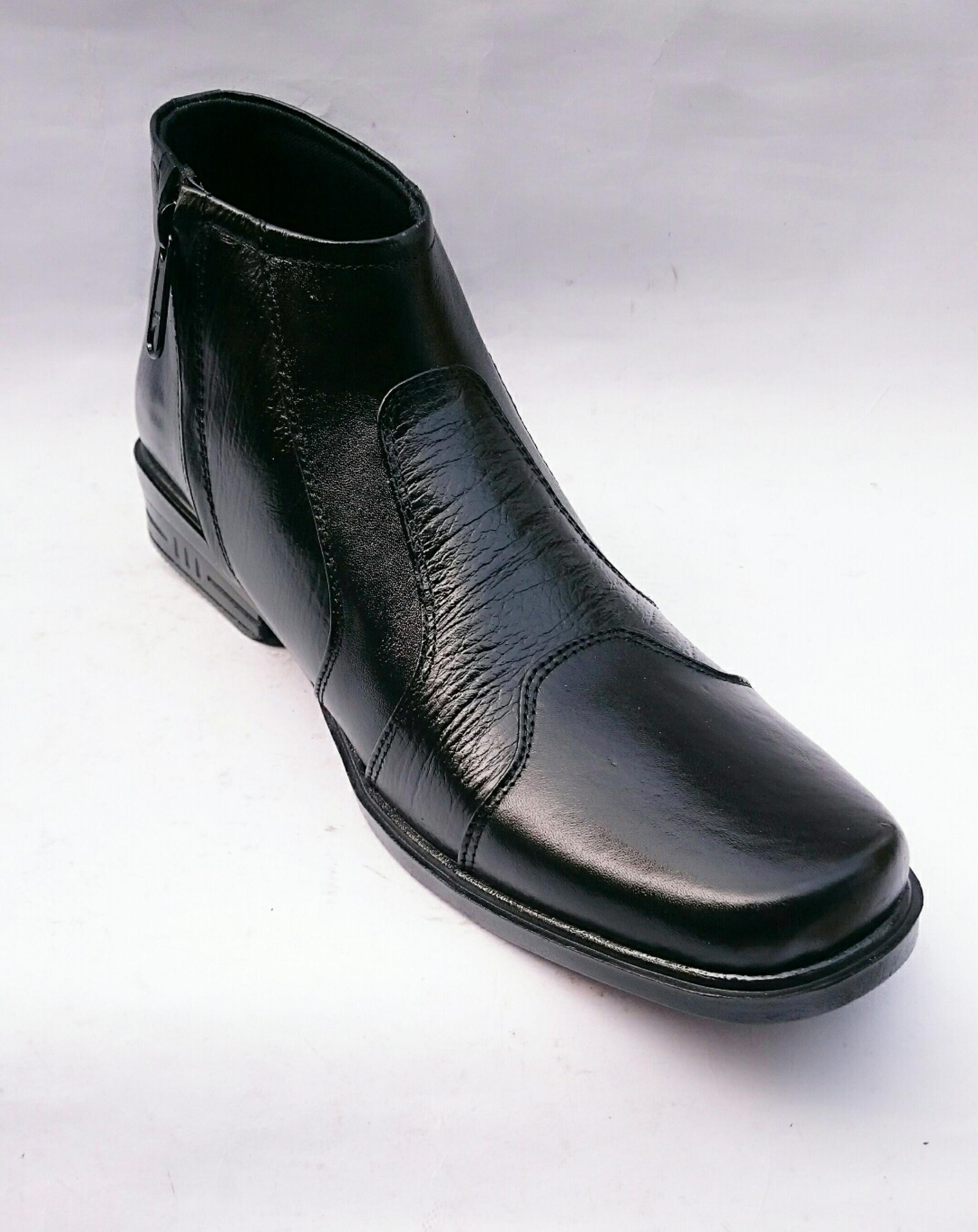Jual Rasheda Sepatu Pdh Boot Pria Formal Kulit Asli K 20  2f8428a5d4