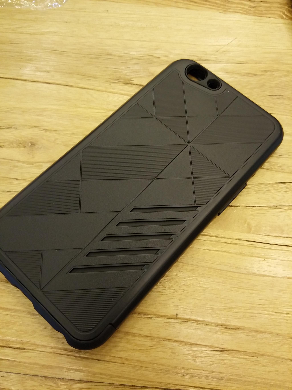 OPPO F1S Shark Stripe Elegant Dual Layer Armor Case