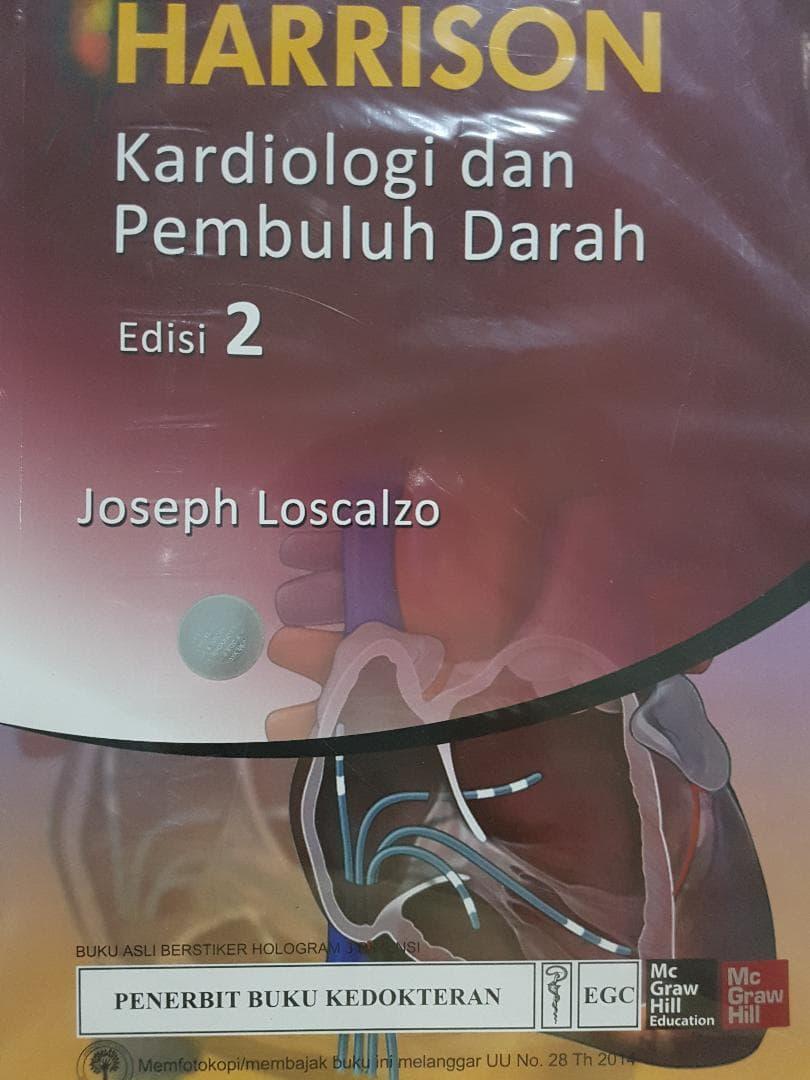 [ORIGINAL] Harrison Kardiologi dan Pembuluh Darah 2e - Joseph L