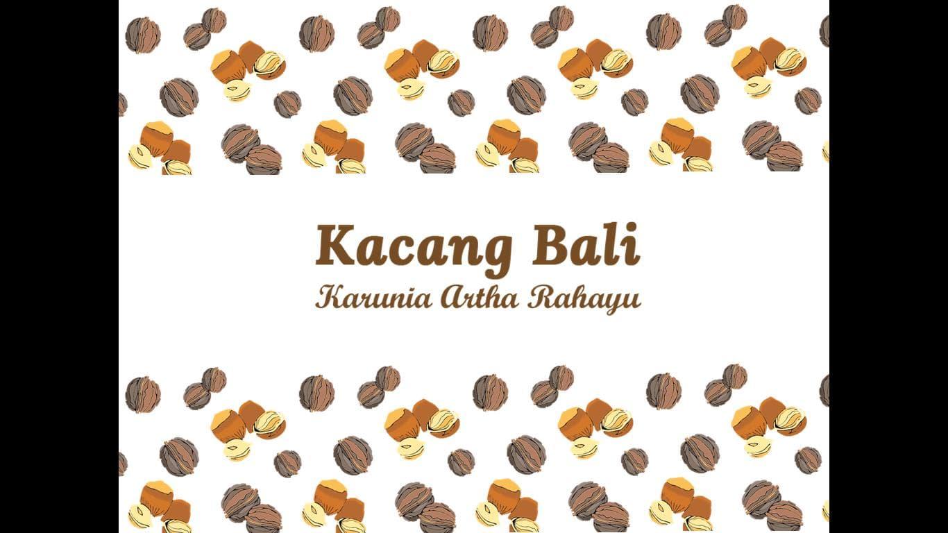 ... Poetri Bali Kacang Oven 175gr - Blanja.com ...