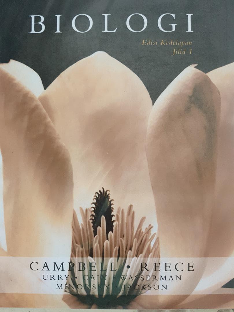 [ORIGINAL] Biologi jilid 1 edisi 8 - Campbell