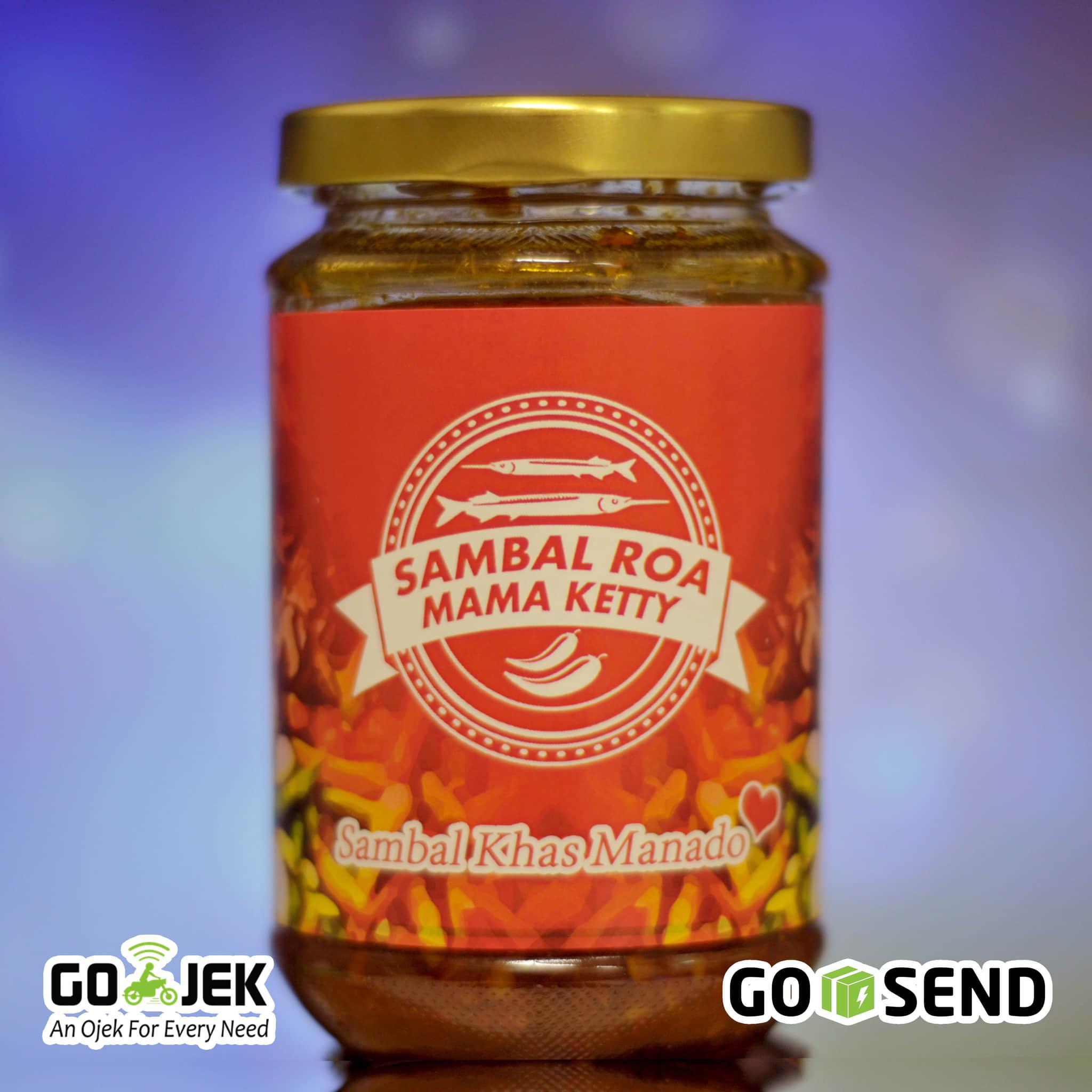 Jual Sambal Roa Manado Mama Ketty Madu Hutan Timor Amfoang Tokopedia Jakarta