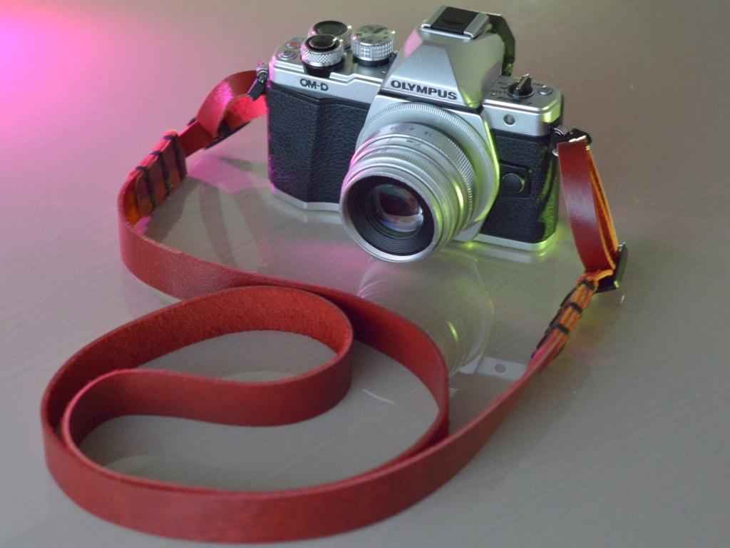 Tali Kamera / Neck Strap Camera / Tali Kamera Kulit / Strap Camera - Blanja.com