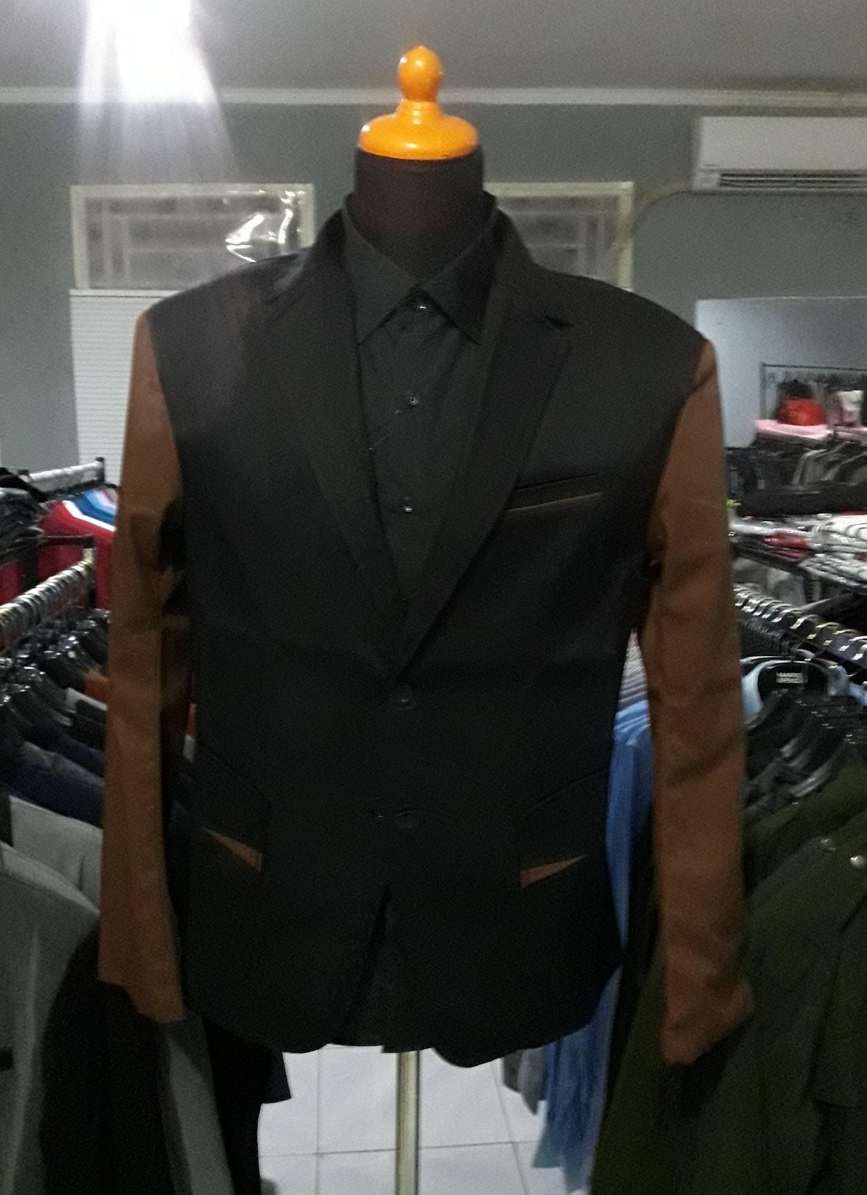 Blazer Pria ARKANA - Jas Pria SLIMFIT korea Style Casual