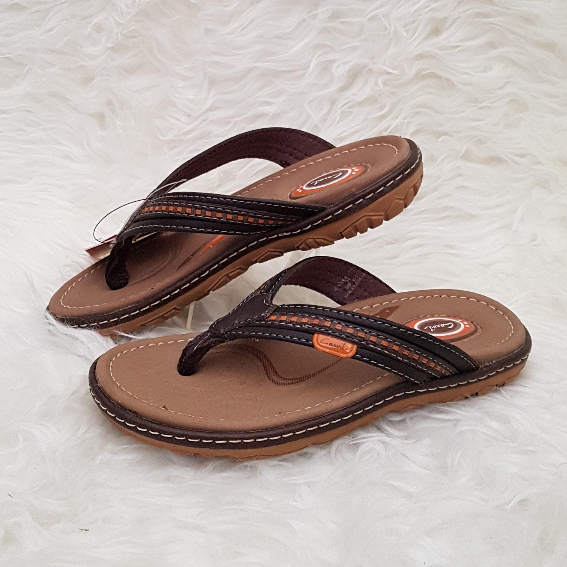 Jual Carvil Balver 71 C Dark Brown Coklat Tua Sandal Fashion Anak Laki Laki Adi Jaya Perkasa